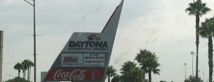 Daytona International Speedway Canopy 4 is one of Florida List.