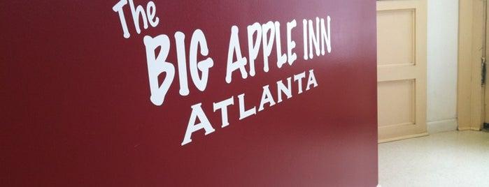 The Big Apple Inn is one of Food - Atlanta Area.