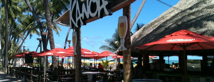 Kanoa Beach Bar is one of Tempat yang Disukai Lilian.