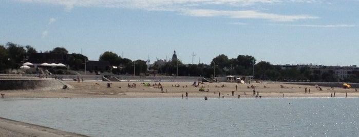 Plage de la Concurrence is one of La Rochelle.