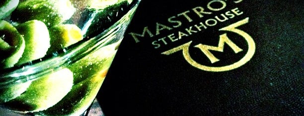 Mastro's Steakhouse is one of Tried and True Restaurants.