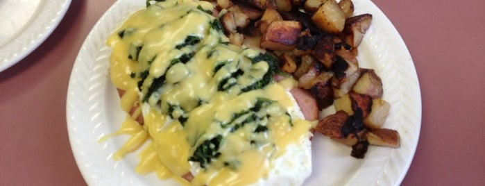 Airport Diner is one of The Best New Jersey Diners.