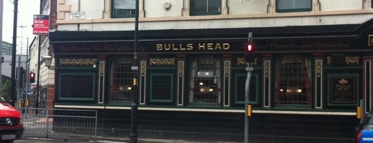 The Bulls Head is one of Manchester to-do.