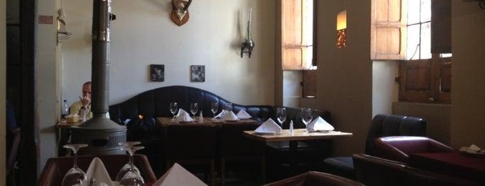 El Botanico is one of Restaurantes visitados.