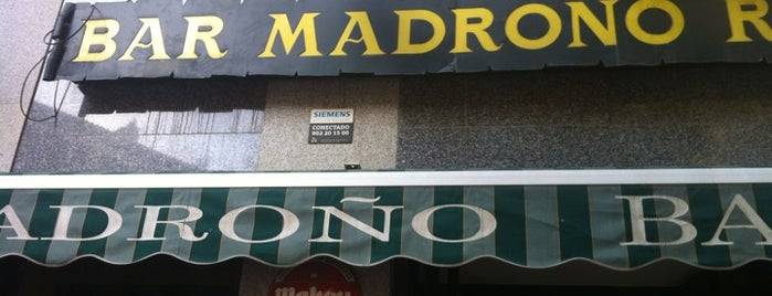 Bar Madroño Restaurante is one of Madrid.
