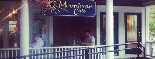 Moonbean Cafe is one of Orte, die KDaddy gefallen.