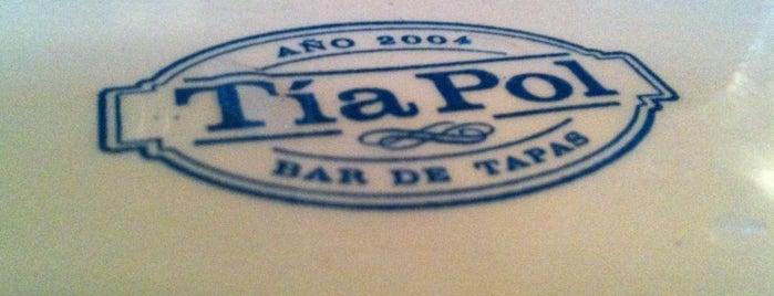Tia Pol is one of NYC restaurants left.