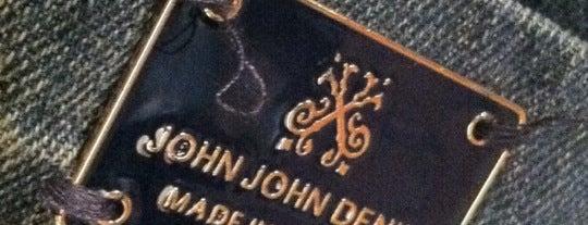 John John is one of Alessandraさんの保存済みスポット.