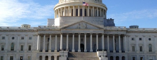 United States Capitol is one of Must See DC!.