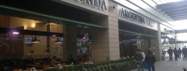 Fonda Argentina is one of Adriana 님이 저장한 장소.