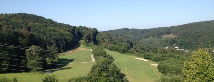 Golfclub am Lüderich e.V. is one of Golf und Golfplätze in NRW.