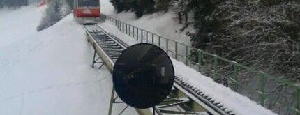 Bergbahn Ellmau is one of Timmy : понравившиеся места.