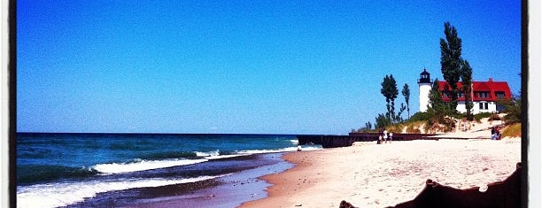 Point Betsie Lighthouse is one of Coast.