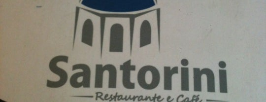 Santorini Café is one of BOM LUGAR.