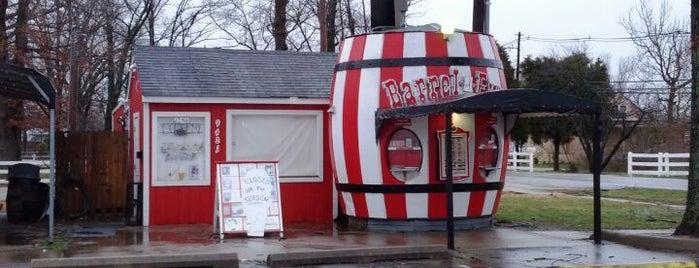 Barrel of Fun Ice Cream is one of Louisville.