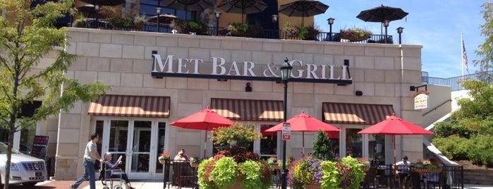 Met Bar & Grill is one of Best Burgers.