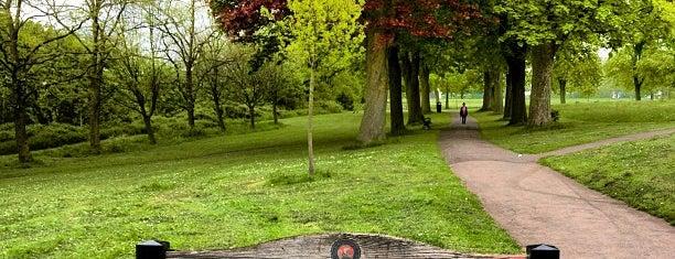 Eastville Park is one of Brisrol.