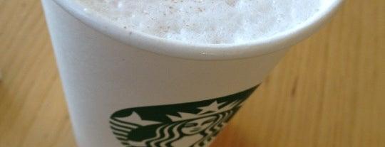 Starbucks is one of สถานที่ที่ Chelsea ถูกใจ.