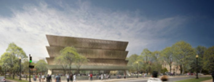National Museum of African American History and Culture is one of DC Bucket List.