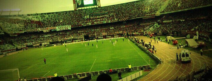 "Estadio Antonio Vespucio Liberti ""Monumental"" (Club Atlético River Plate) is one of International Sports~Part 2...."