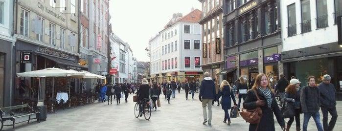 Strøget is one of Copenhagen (attractions).