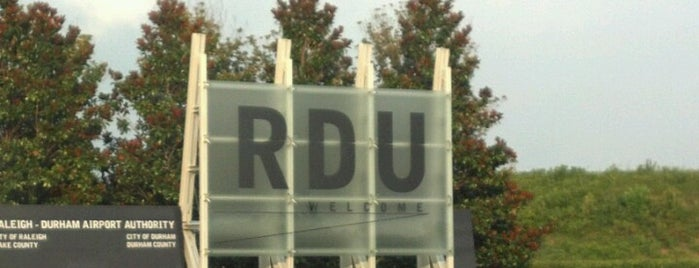 Raleigh-Durham International Airport (RDU) is one of US Airport.