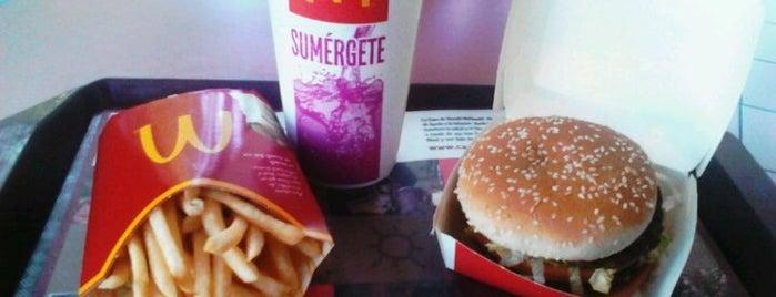 McDonald's is one of Posti che sono piaciuti a Sandra.