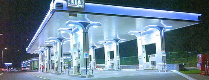 SOCAR is one of Locais salvos de Darya.