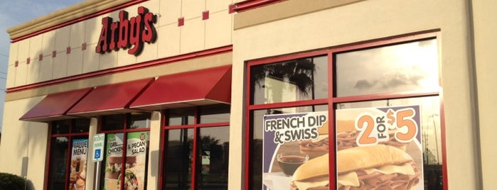 Arby's is one of Phillip's Liked Places.