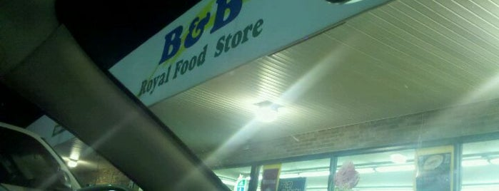 B AND B ROYAL is one of Fried Chicken.