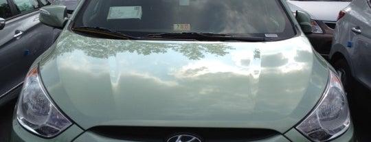 Alexandria Hyundai is one of Locais curtidos por Richard.