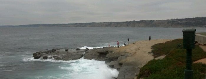 La Jolla Cove is one of California Favorites.