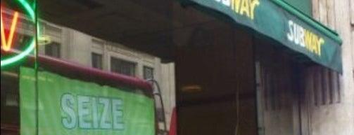Subway is one of LDN FOOD.