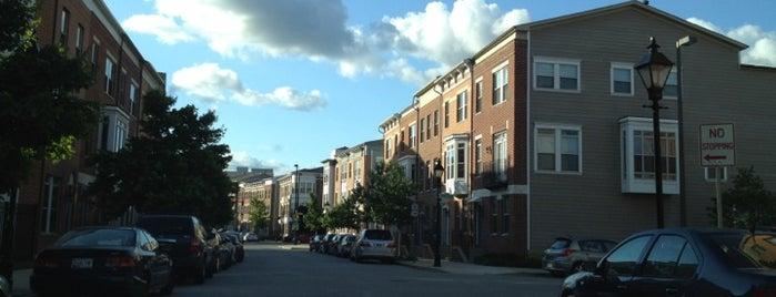 Fairfield Inn & Suites Baltimore Downtown/Inner Harbor is one of Lisa'nın Beğendiği Mekanlar.
