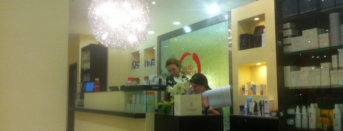 Aldo Coppola is one of Beauty salons in Moscow.