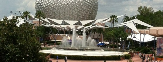 Epcot is one of Theme Parks I've Visited.