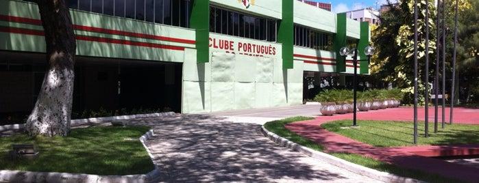 Clube Português do Recife is one of Posti salvati di Danielly.
