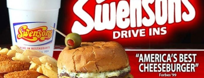 Swensons (North Akron) Drive-In Restaurants is one of Akron, Ohio.
