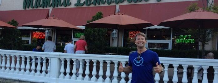 Mamma Lombardi's is one of Italian-American Spots.