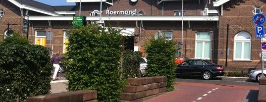 Stationsplein is one of Around NL.