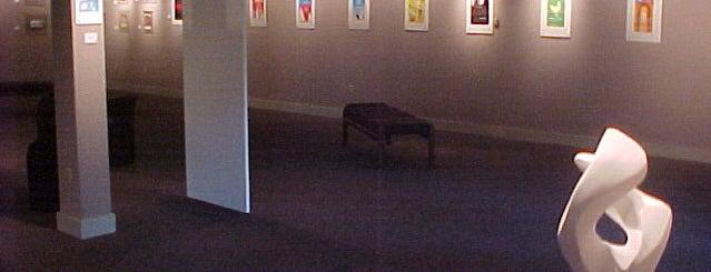 Rasdall Gallery is one of Tempat yang Disimpan JULIE.