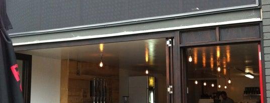 Rouge Coffee HQ is one of Brisbane.