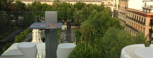 Hotel Inglaterra is one of Sevilla.