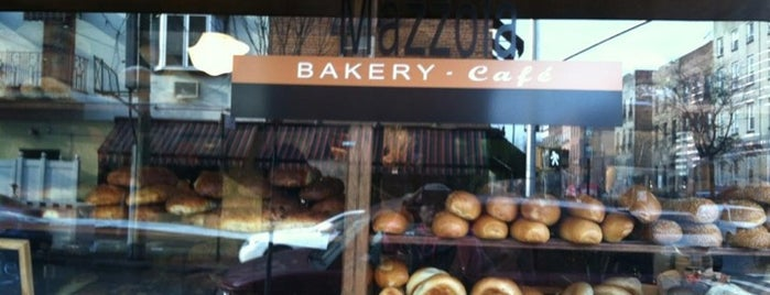 Mazzola Bakery is one of Our Favorite NYC Spots.