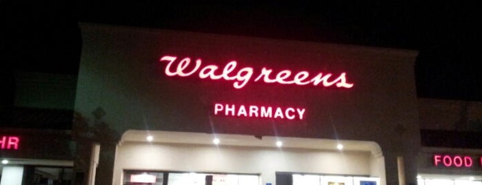 Walgreens is one of Anthony 님이 좋아한 장소.