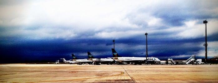Aeroporto Internacional de Campinas / Viracopos (VCP) is one of Turismo em Campinas.
