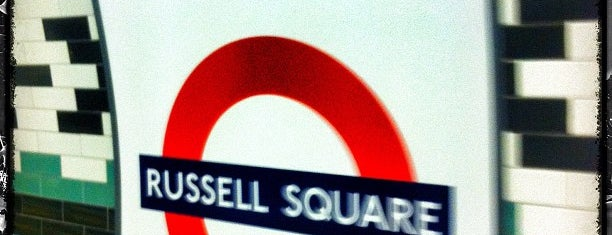 Russell Square London Underground Station is one of UK & Ireland.