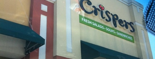 Crispers Fresh Salads, Soups and Sandwiches is one of My Food.