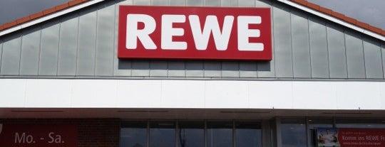 REWE is one of Michael'in Beğendiği Mekanlar.