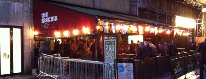 The Big Chill Bar is one of London's best pubs & bars.